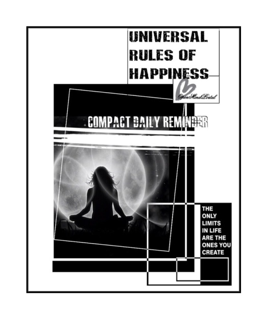 universal rules of happiness 35