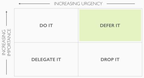 do drop delegate